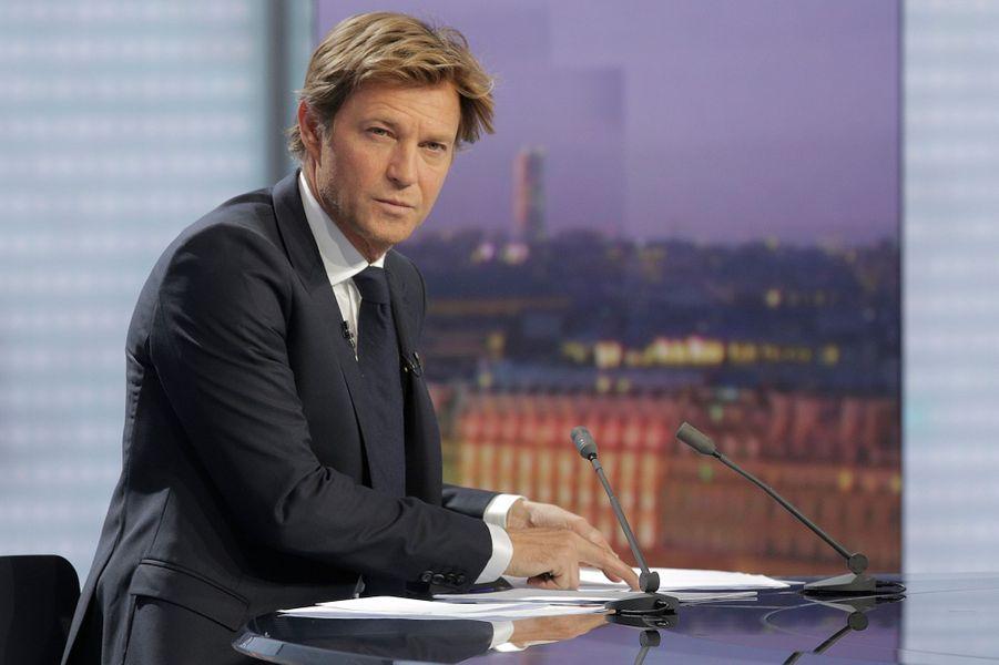 Laurent Delahousse est dixième.