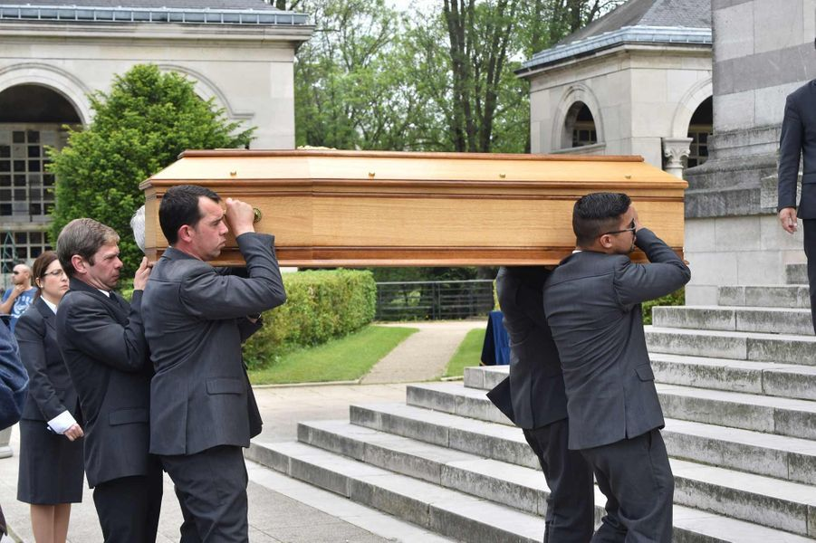 Obsèques d'Emmanuel Maubert. L'adieu aux larmes