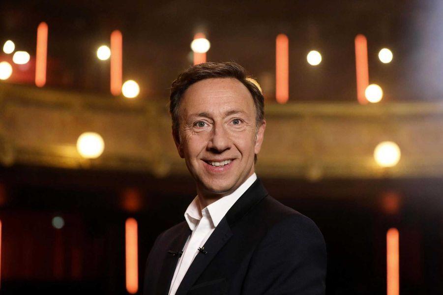 2- Stéphane Bern (France Télévisions)
