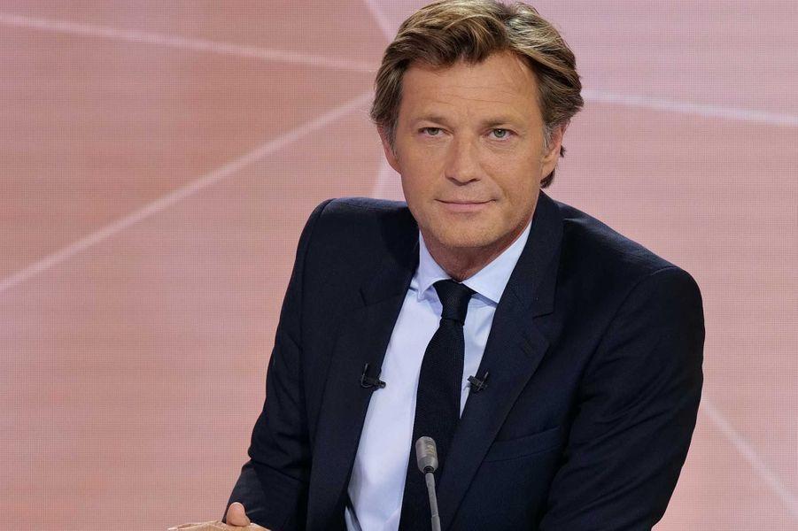 8- Laurent Delahousse (France 2)