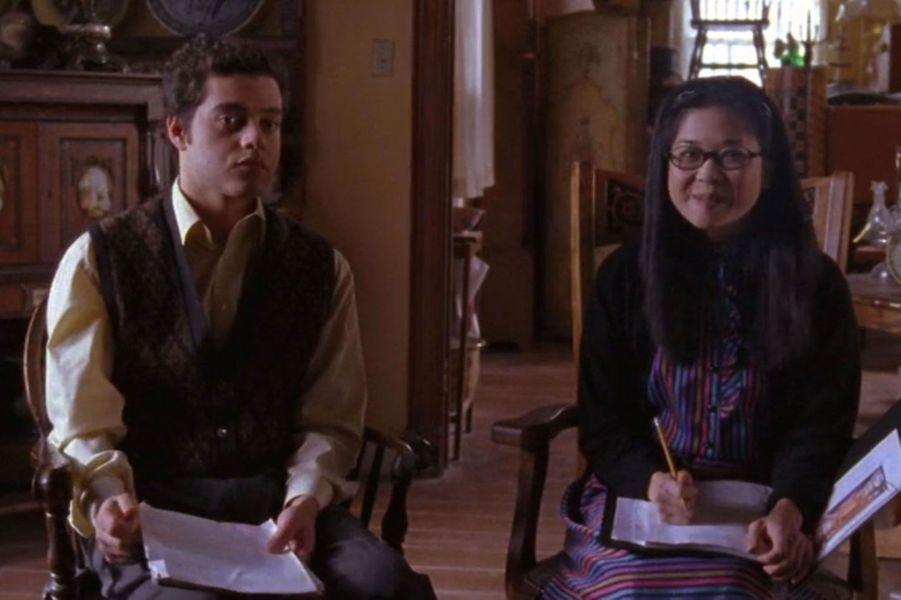 """En 2004 dans """"Gilmore Girls"""""""
