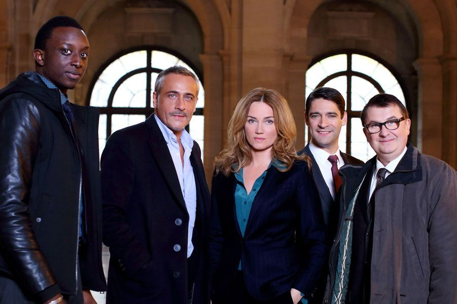 "9- ""Alice Nevers"" (TF1) : 3% des suffrages"