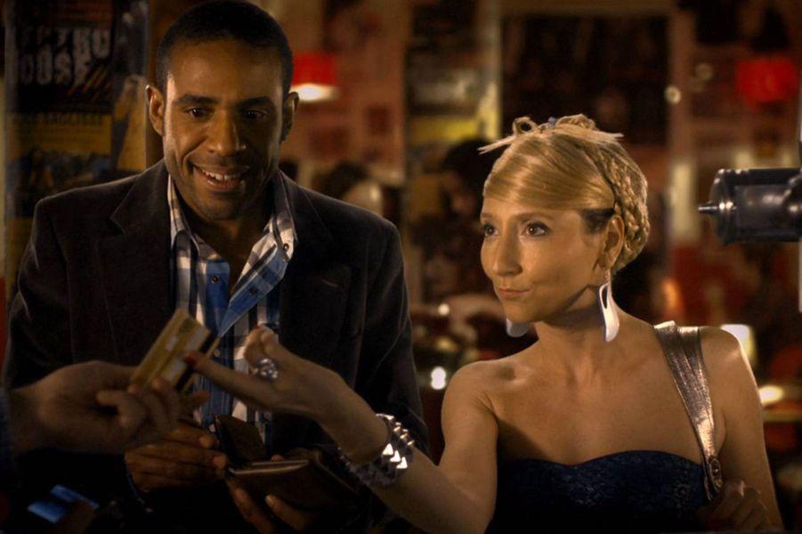 Audrey Lamy (Marion) etLoup-Denis Elion (Cédric)