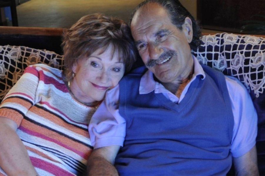 Gérard Hernandez (Raymond) et Marion Game (Huguette)