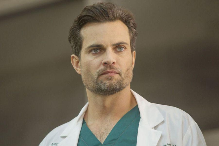 "Scott Elrod dans ""Grey's Anatomy"" (2016)"