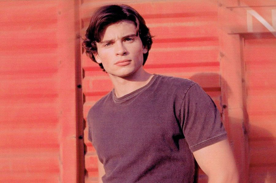 "Tom Welling dans ""Smallville"""