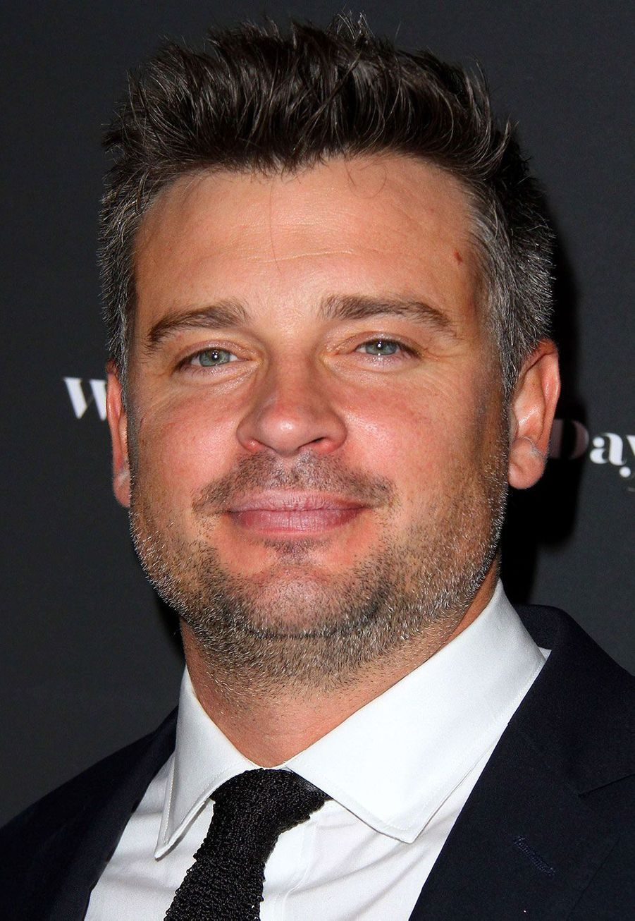 Tom Welling en octobre 2017
