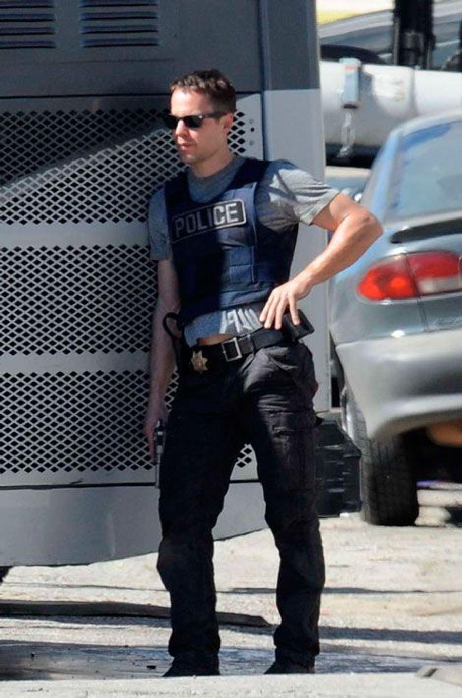 """Taylor Kitsch sur le tournage de """"True Detective"""""""