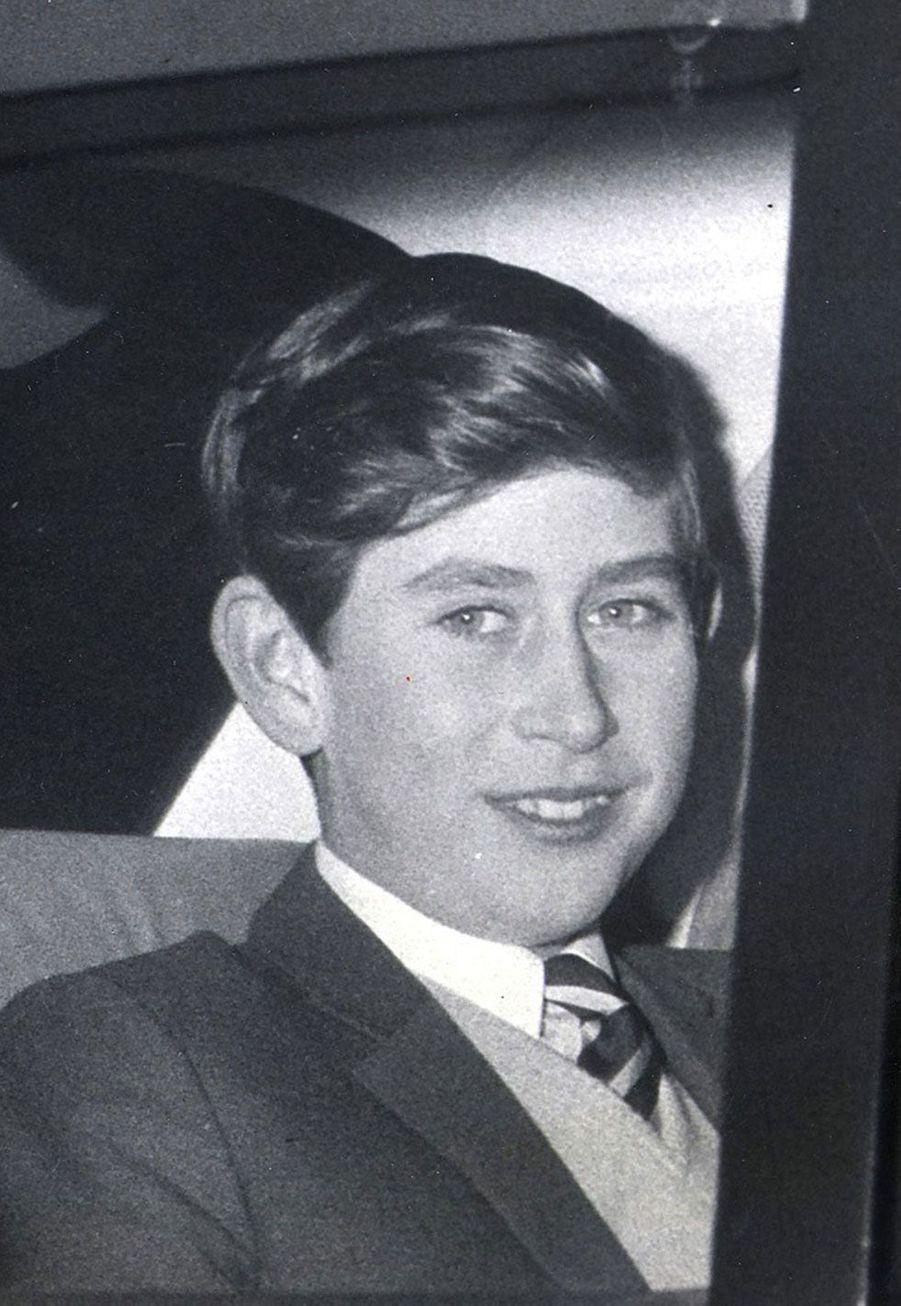 Le prince Charles en 1950