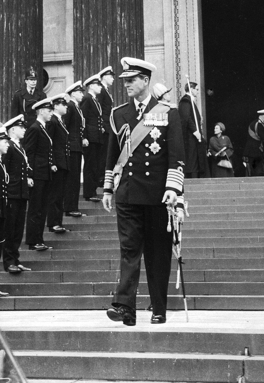 Le prince Philip en 1959