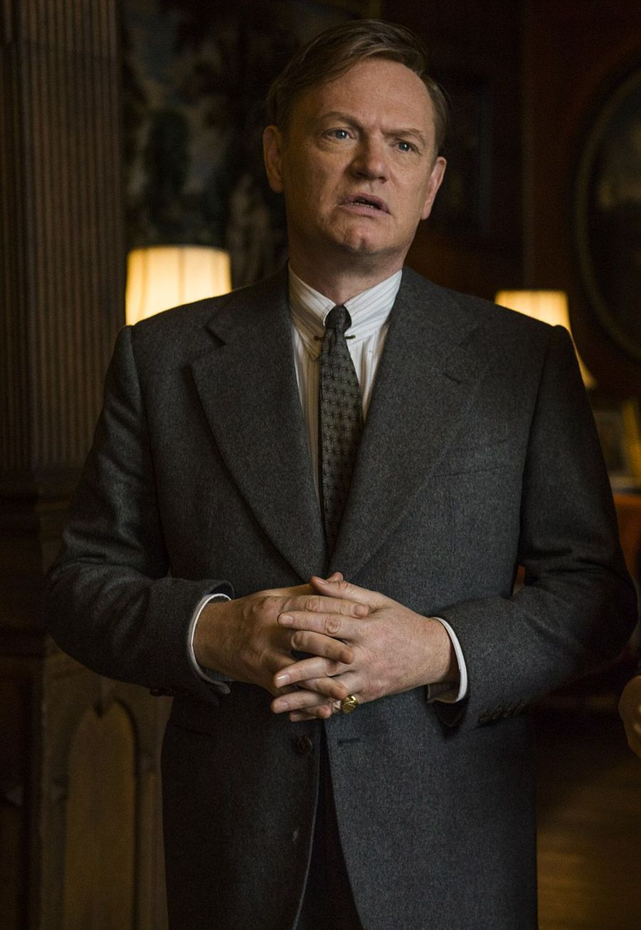 Jared Harris : George VI