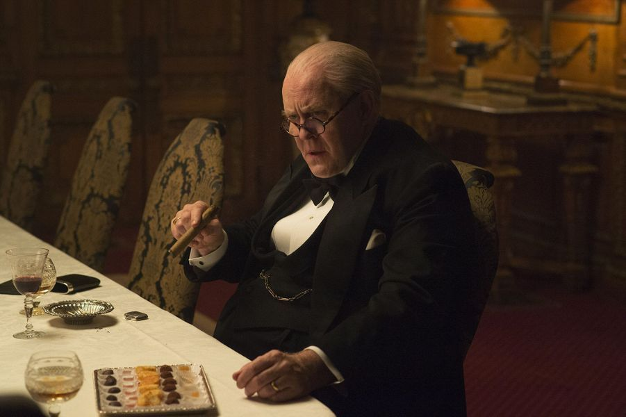 John Lithgow : Winston Churchill