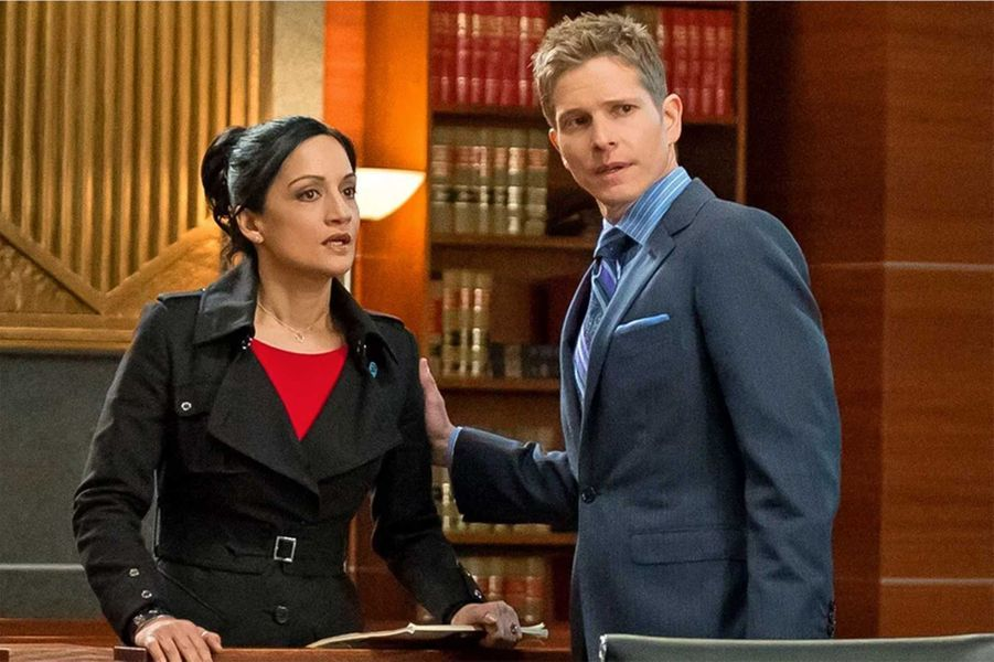 "Dans ""The Good Wife"""