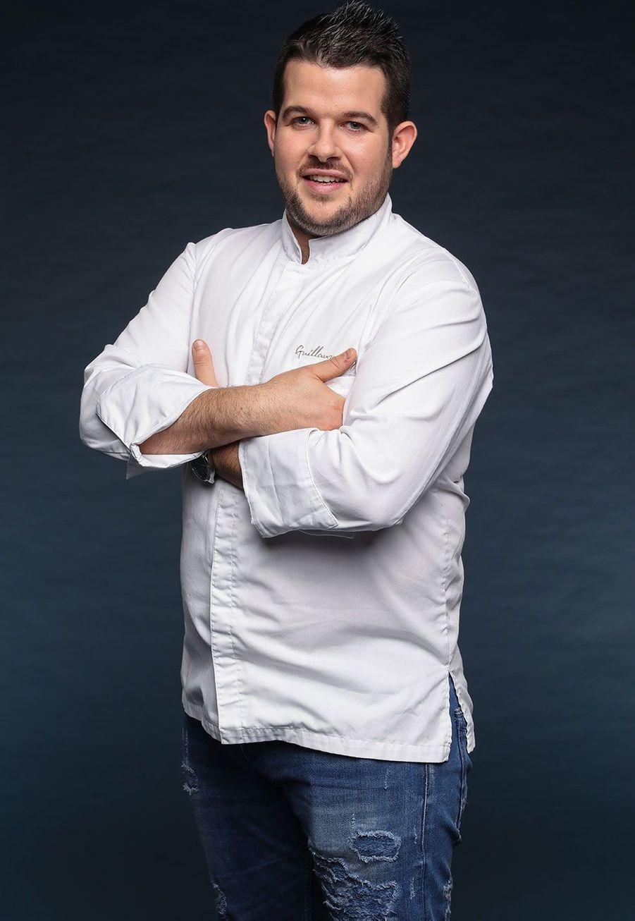 Guillaume Pape, 27 ans, Chef, Brest