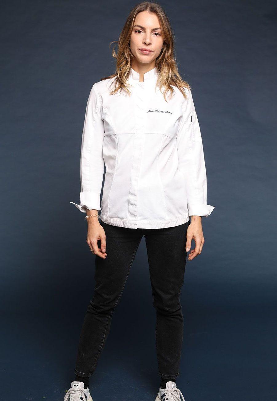 """Marie-Victorine Manoa, 26 ans, Chef de son restaurant """"Le Mercière"""", Lyon"""