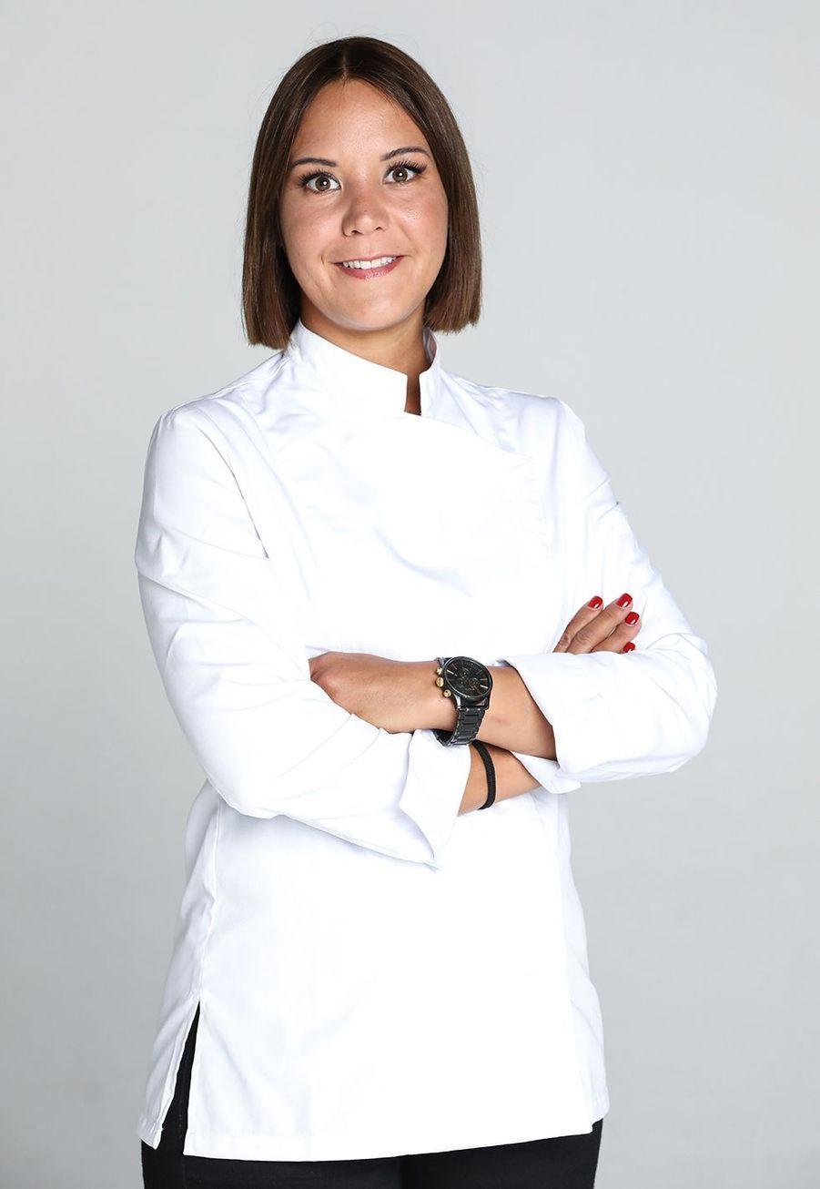 Nastasia Lyard, 30 ans, cheffe
