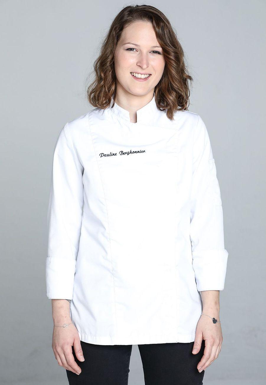 Pauline Berghonnier, 27 ans, cheffe à Paris
