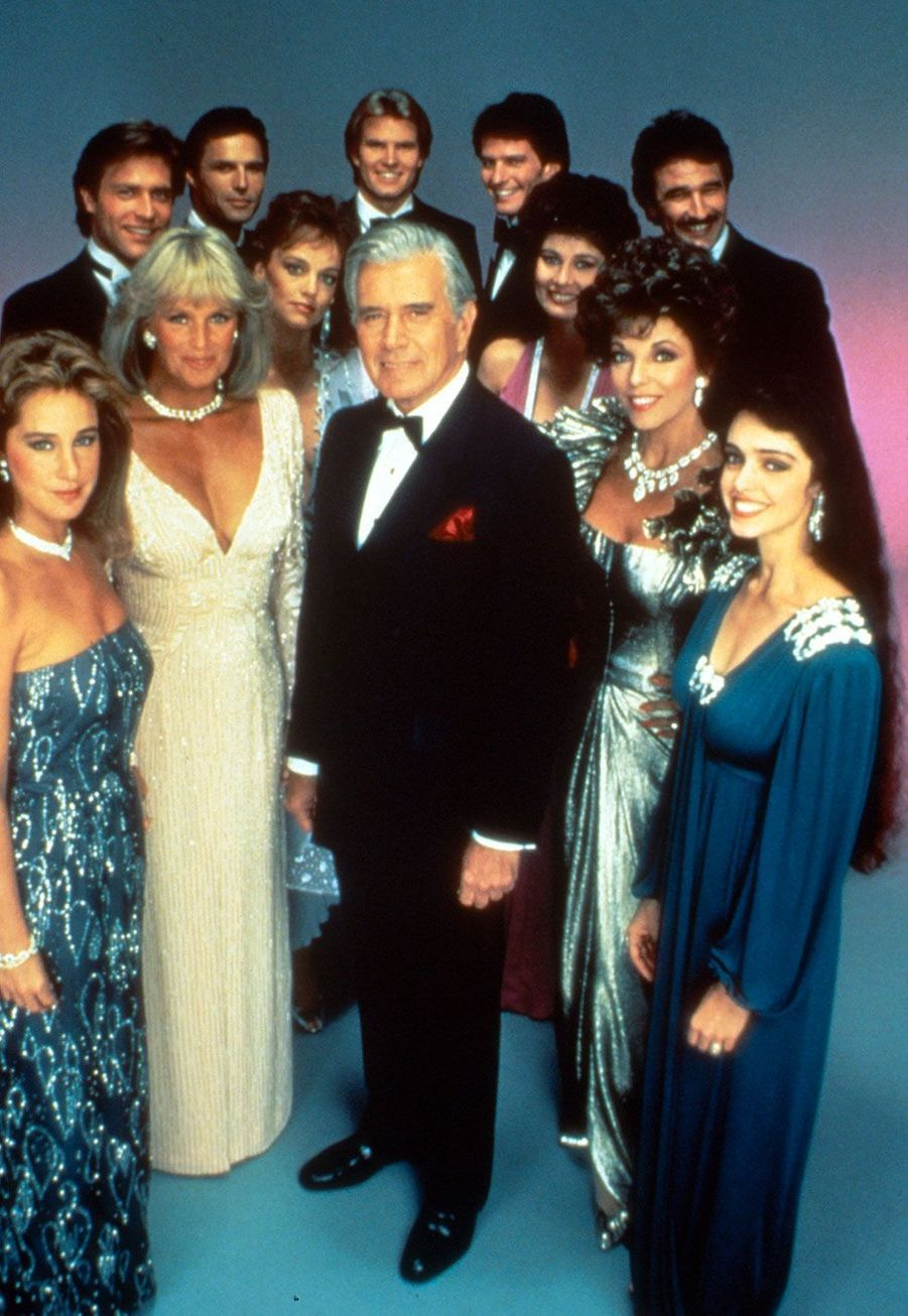 """""""Dynastie"""" (1981-1989)"""