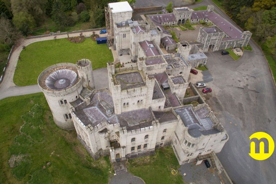 Le château irlandais deGosford aperçu dans «Game of Thrones» est en vente pour 500 000 livres