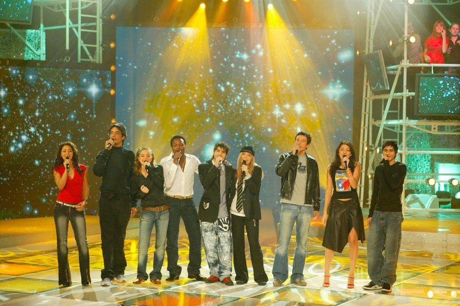 """""""Star Academy"""" 2002"""