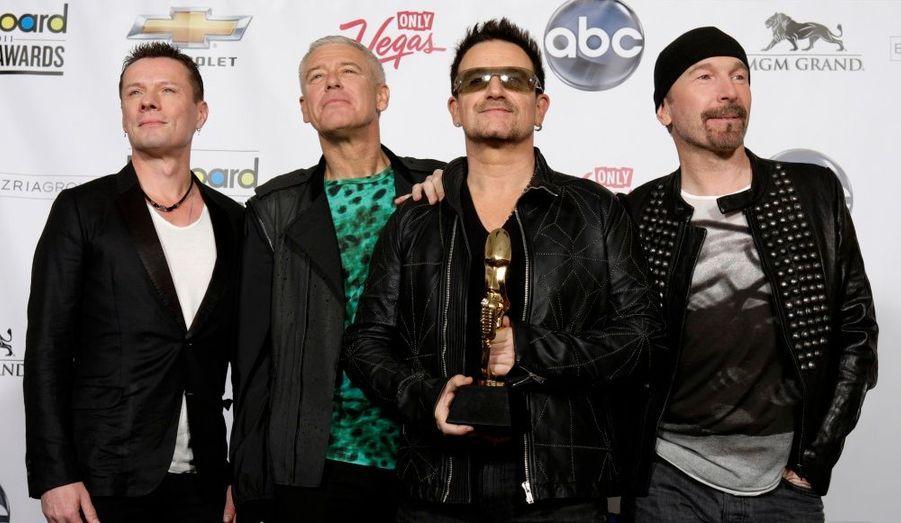 Meilleur groupe en tournée.