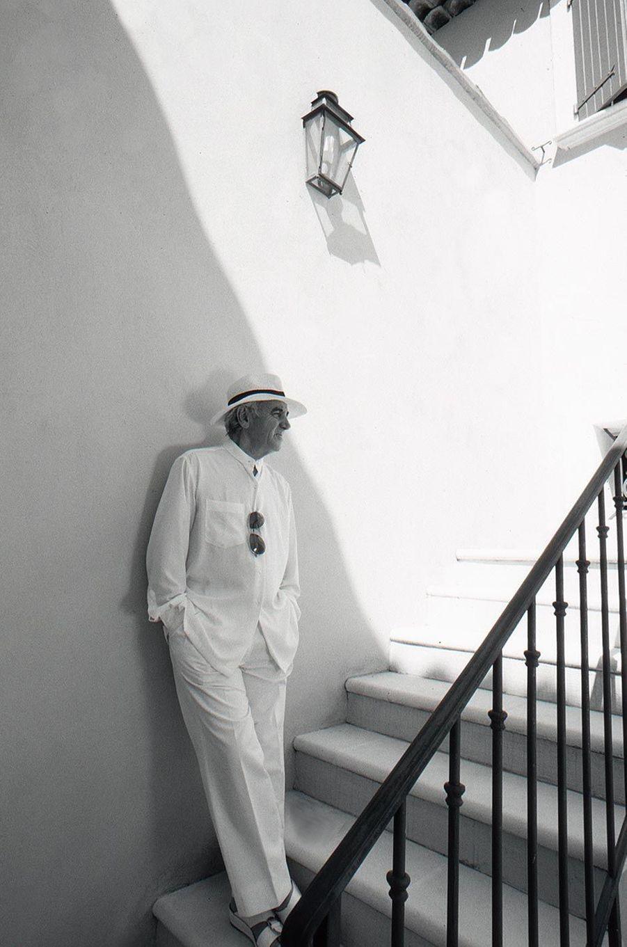 Charles Aznavour, en 2009.