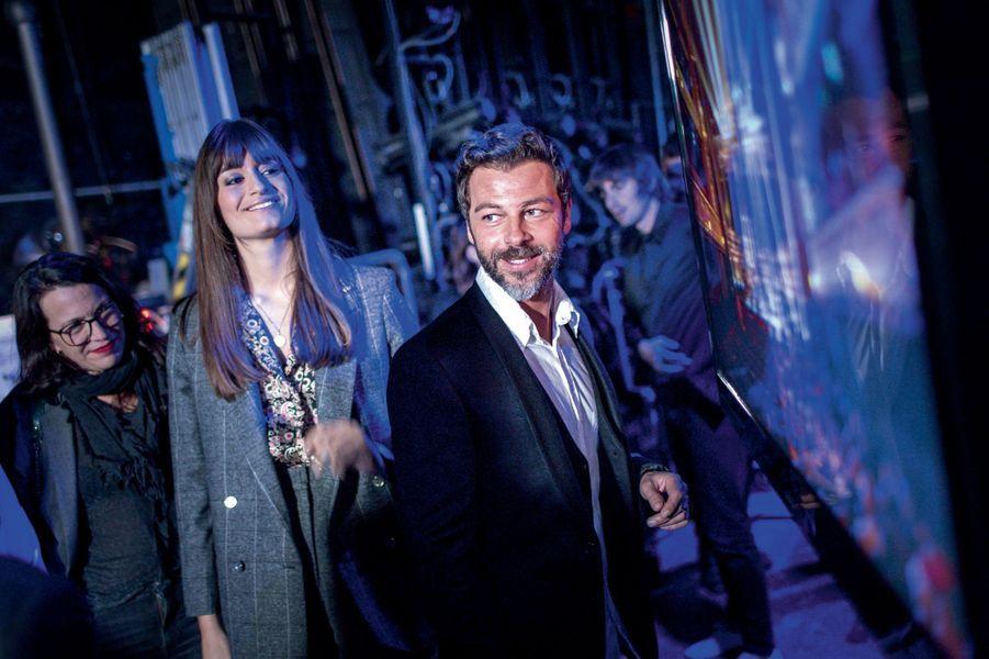 Clara Luciani et Christophe Maé.