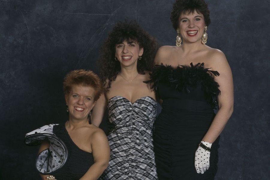 Mimie Mathy, Isabelle Botton et Michèle Bernier