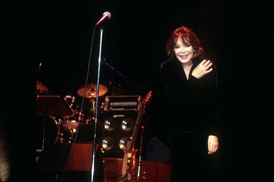 En concert en 2004