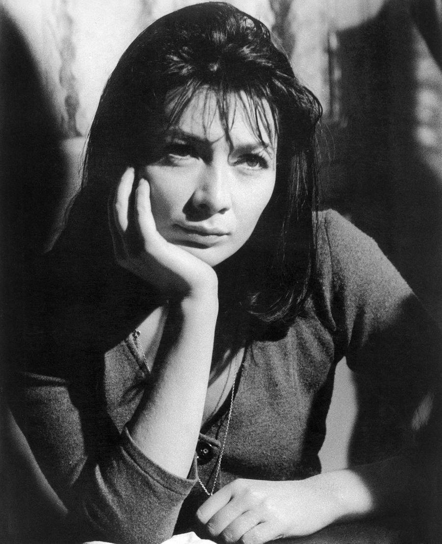 Juliette Gréco dans 'Crack In The Mirror' en 1960