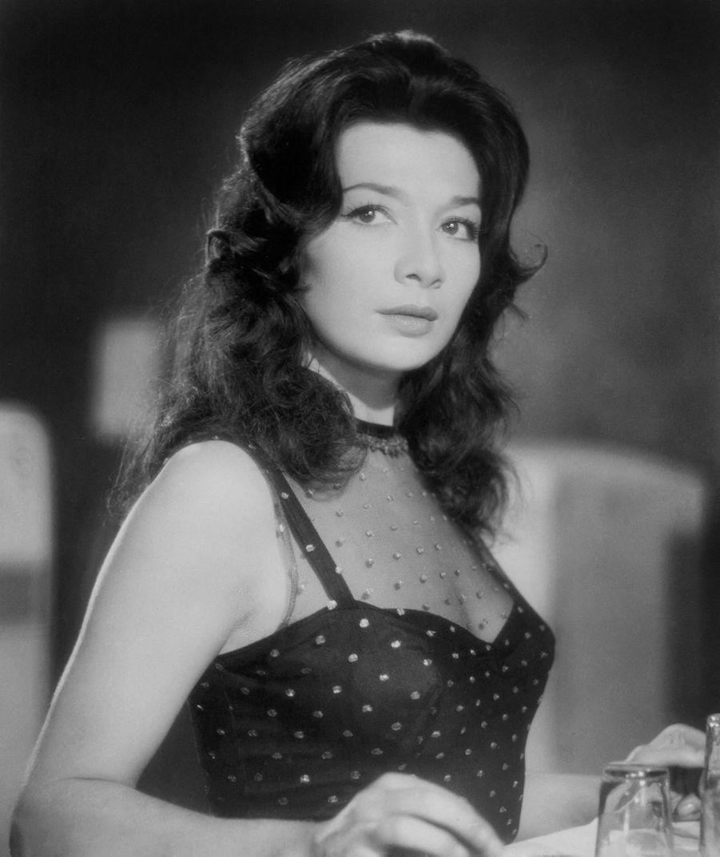 Juliette Gréco en 1958