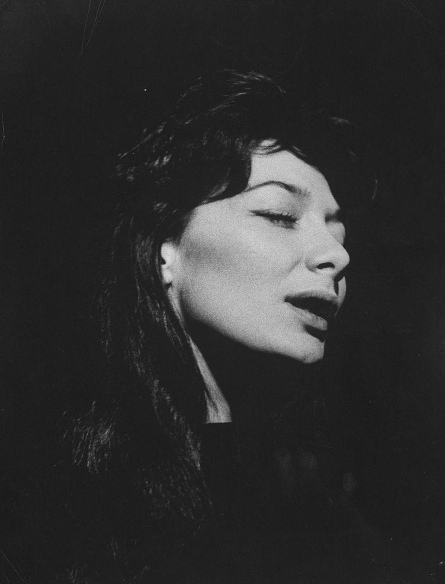 Juliette Gréco en 1957