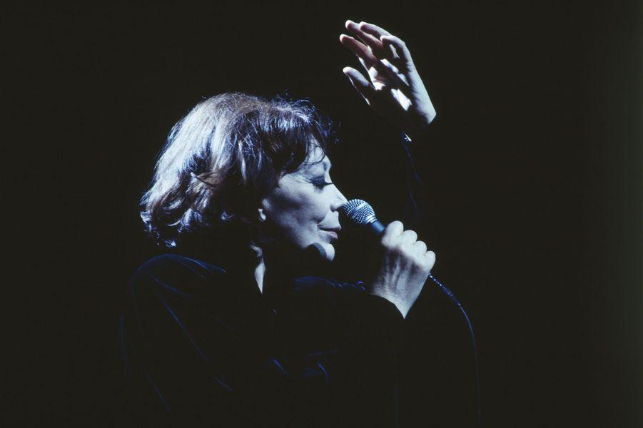 Juliette Gréco en 1993