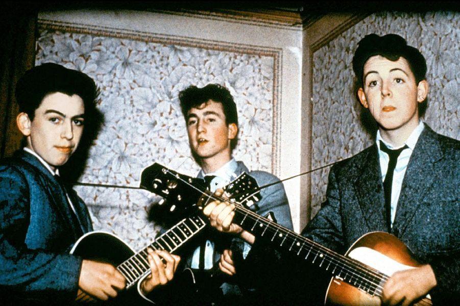 Harrison, Lennon et McCartney