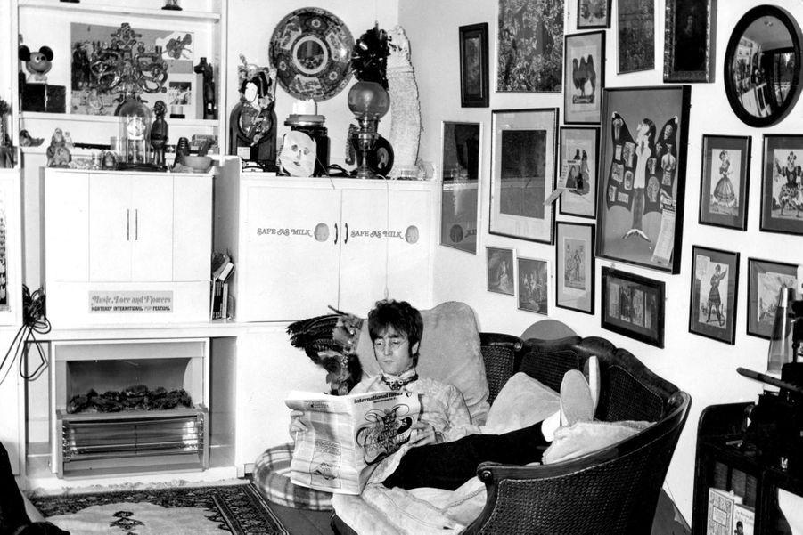 John Lennon en 1969