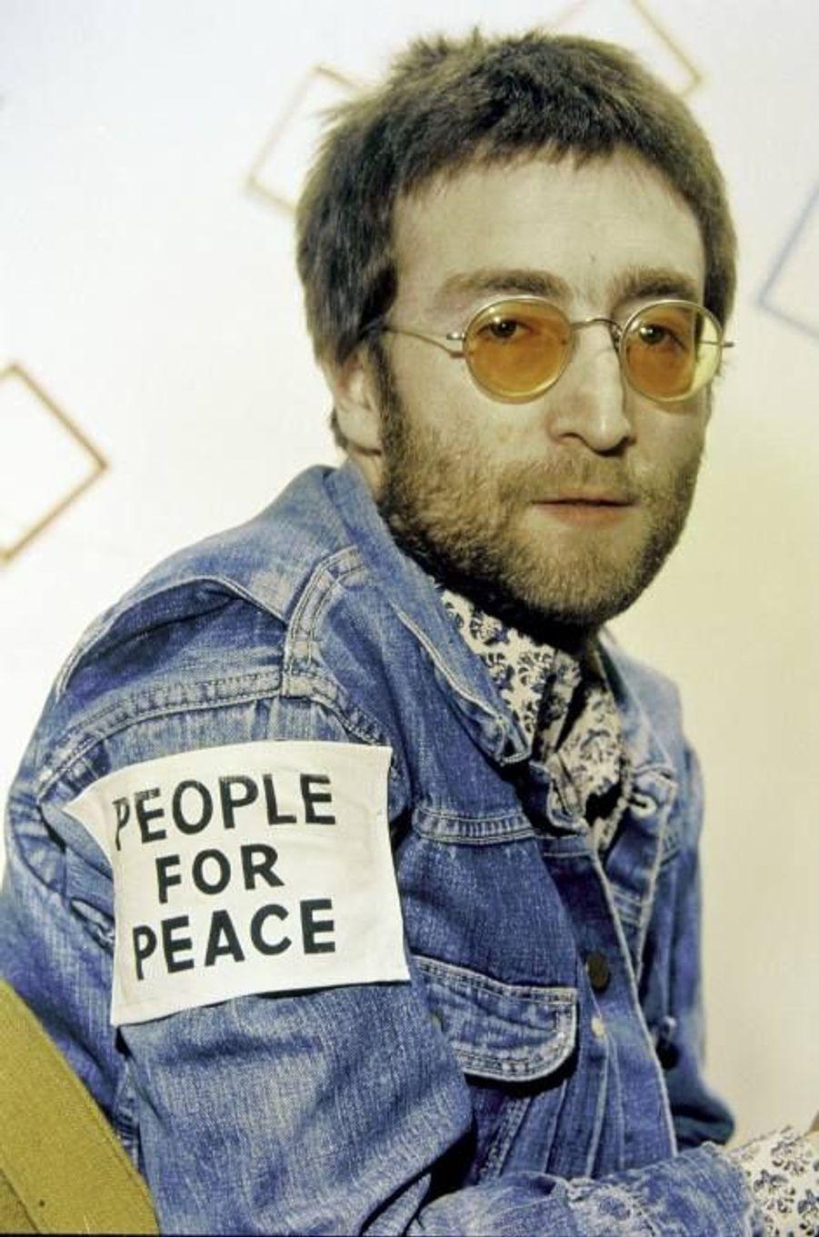 Photo prise à Londres en Février 1970