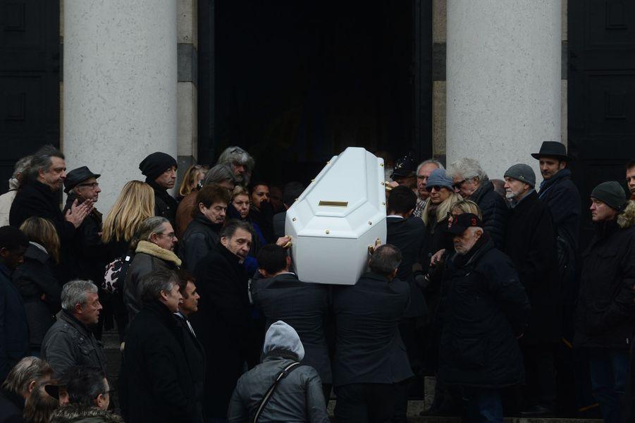 Les obsèques d'Erick Bamy ont eu lieu au Père Lachaise