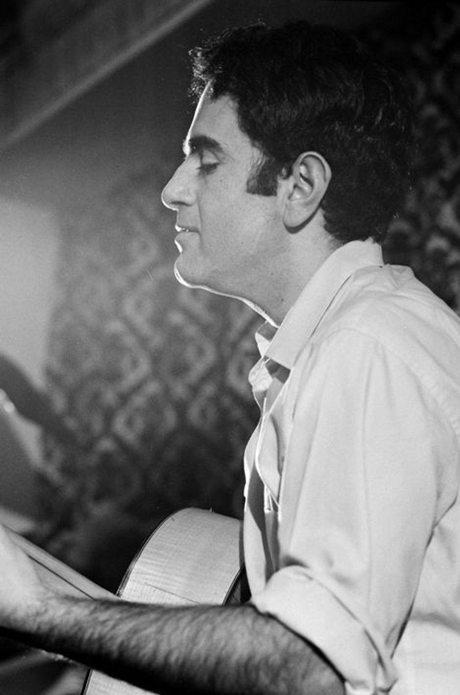 Guy Béart en 1965