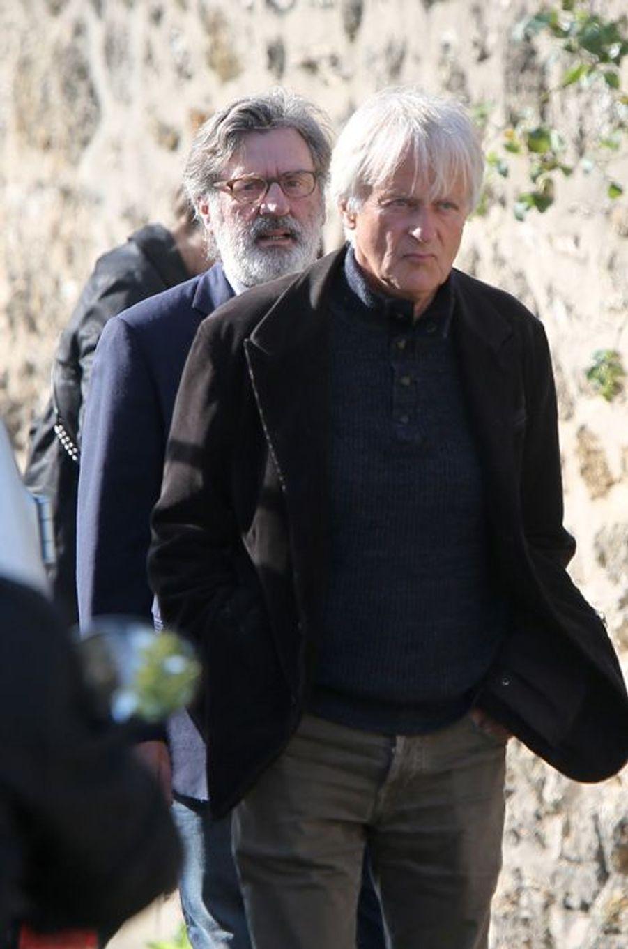 Daniel Auteuil et Dave