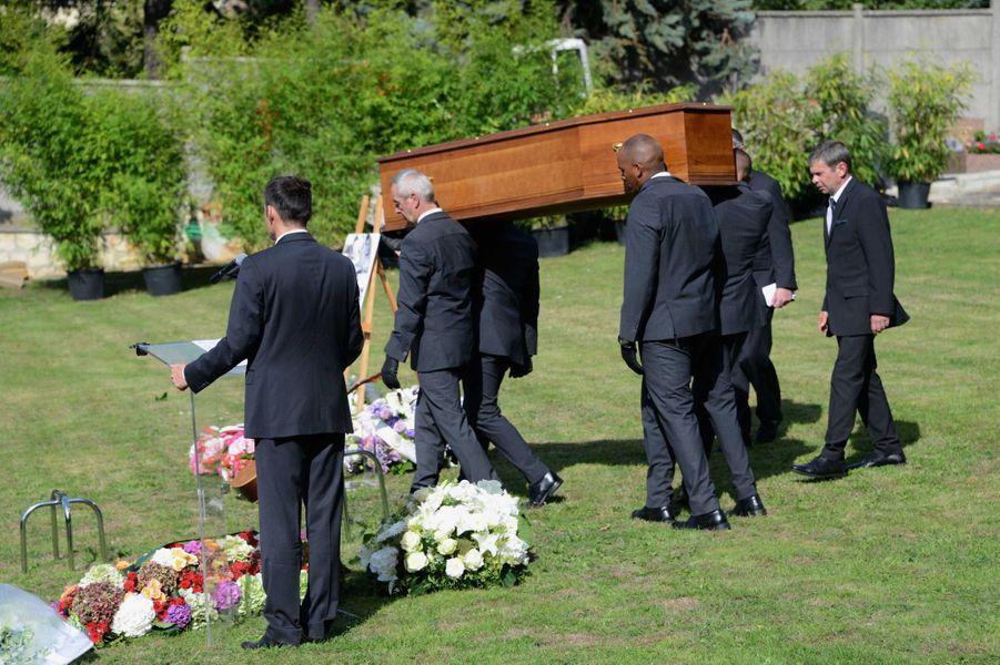 Le dernier adieu à Guy Béart