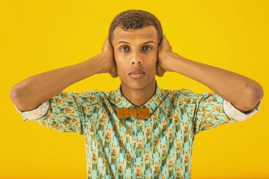 """Nommé dans la catégorie """"Spectacle musical ou tournée""""A lire: Stromae, le Brel de l'électro"""