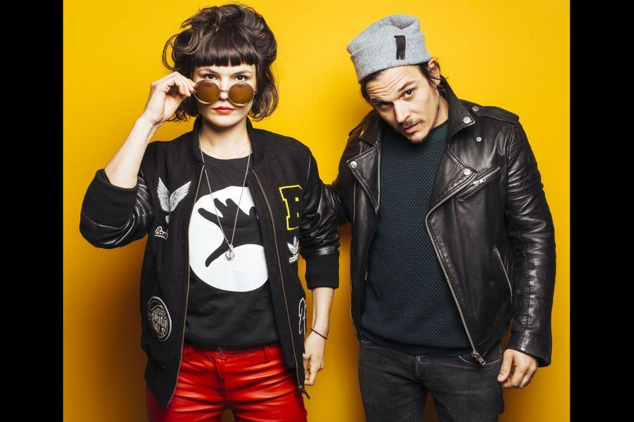 """Le groupe est nommé dans les catégories """"Artiste féminine"""", """"Album rock"""" et """"Clip de l'année"""" (pour""""Despaire, Hangover & Esctasy"""").A lire: Le duo parisien a toujours les bonnes notes"""