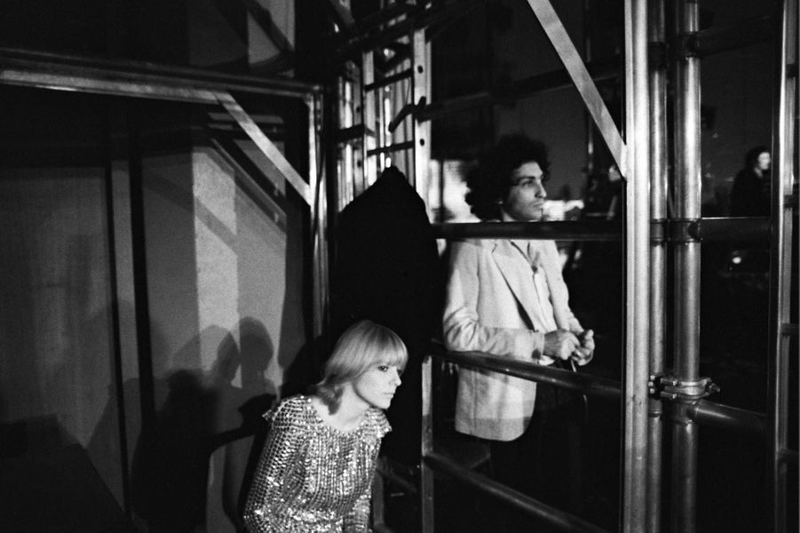 France Gall et Michel Berger en 1979