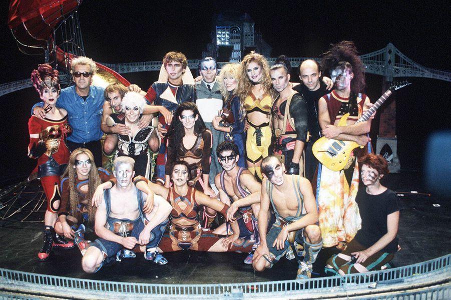 La troupe de 1995