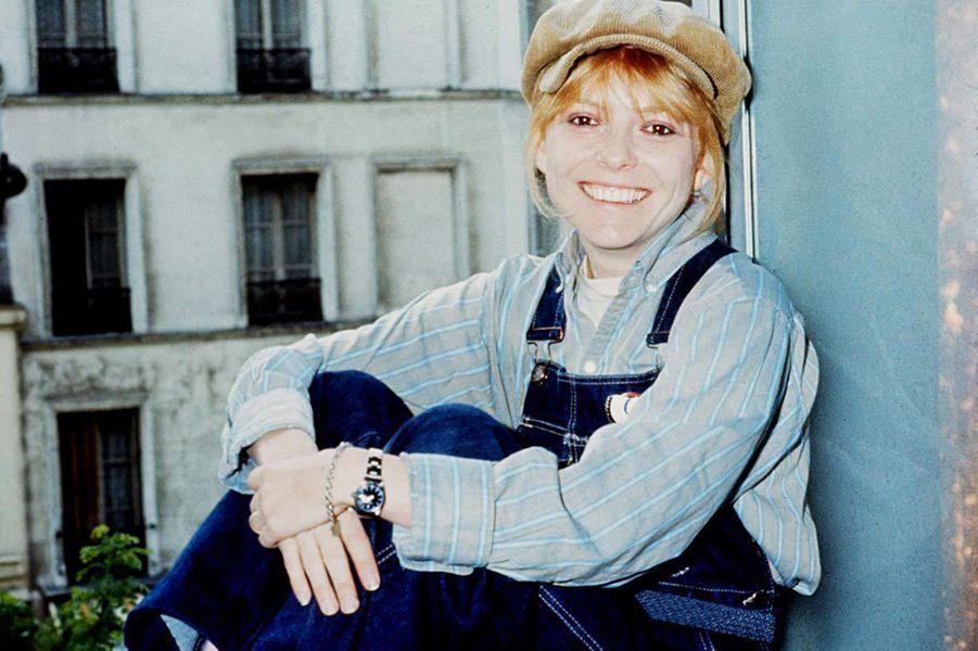 France Gall en 1981.