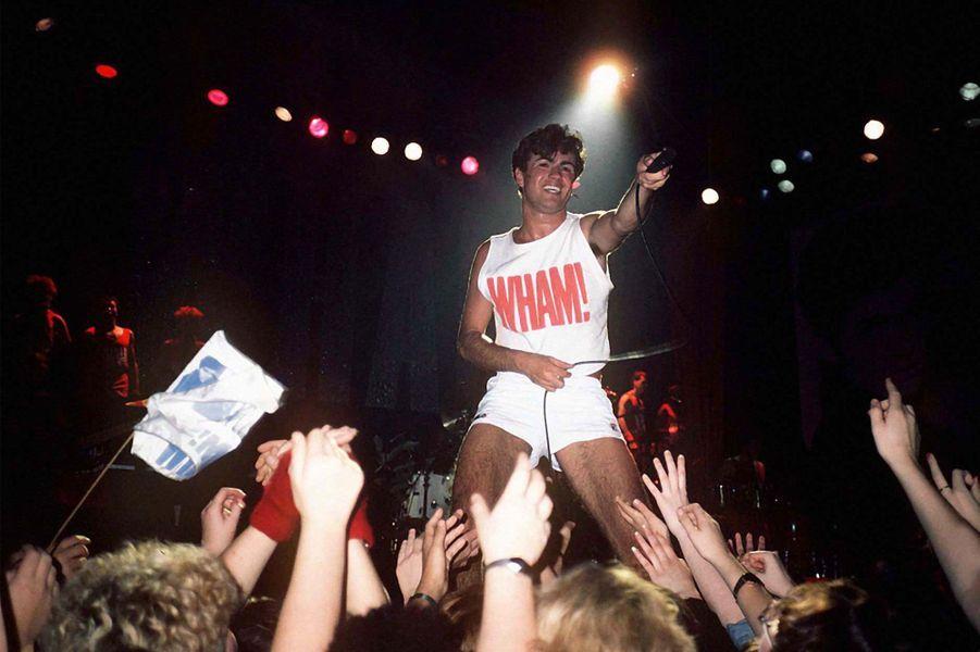 George Michael sur scène