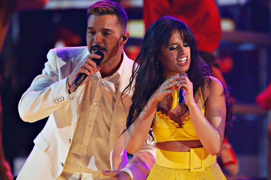 Ricky Martin et Camila Cabello
