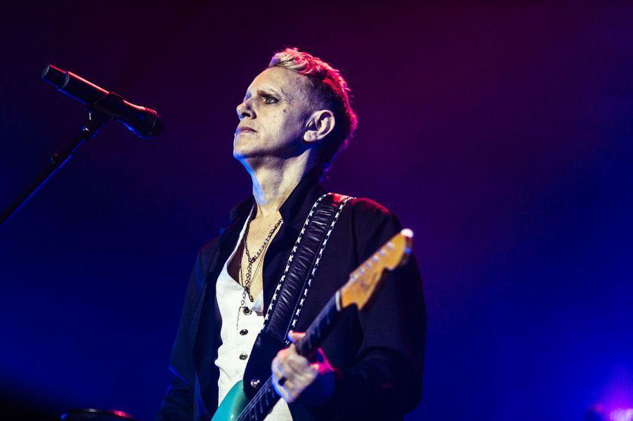 Depeche Mode a inauguré la Bordeaux Metropole Arena mercredi soir