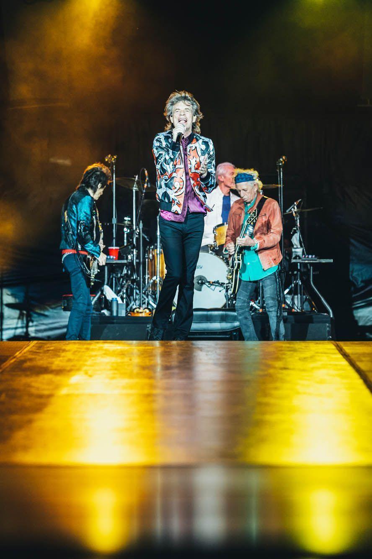 Hier soir à Marseille… Les Rolling Stones