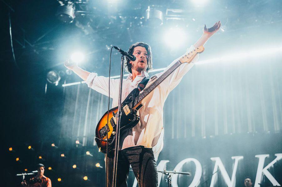 Les Arctic Monkeys au Zénith de Paris, le 30 mai